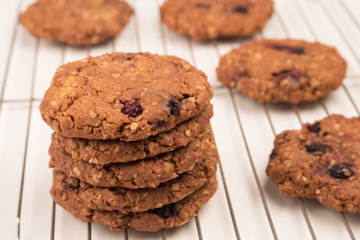 chocolate-and-blackberry-oat-cookie-stack-RoseHartSweets