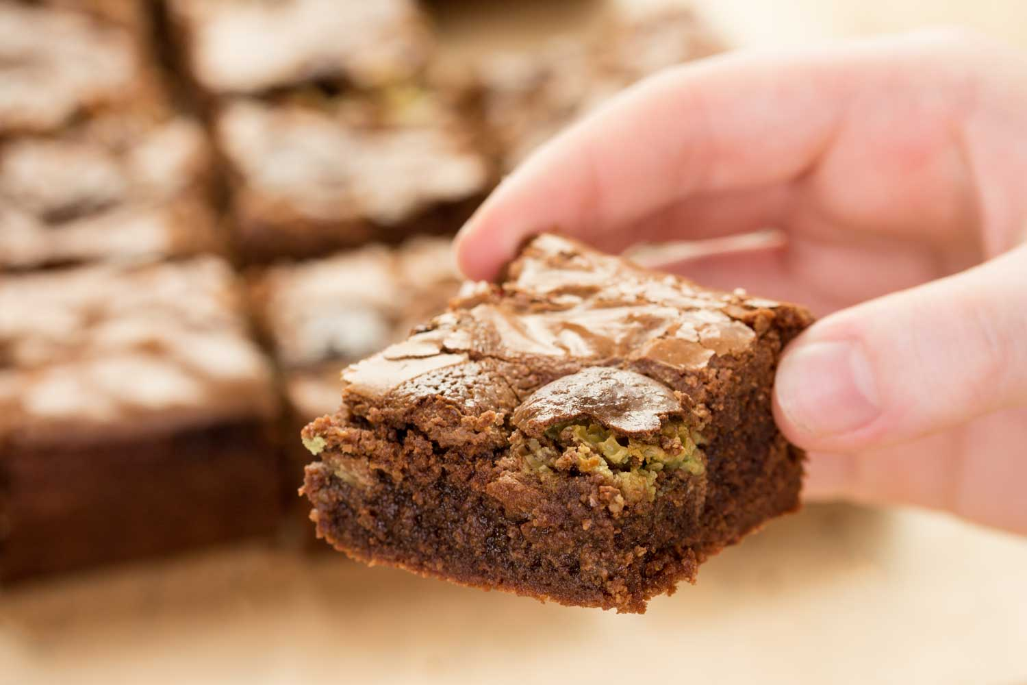 Mint-Aero-Brownies---held-RoseHartSweets