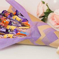 Purple-Chocolate-Bouquet-RoseHatSweets