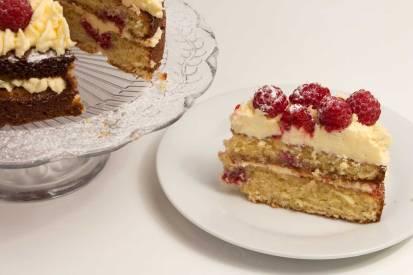 Raspberry-and-almond-cake-slice-RoseHartSweets